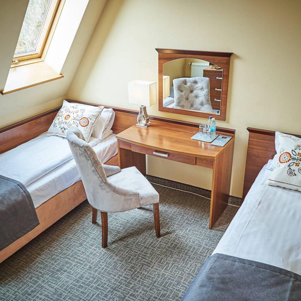 Villa Vita pensjonat Zakopane - pokoj 2 osobowy economy2