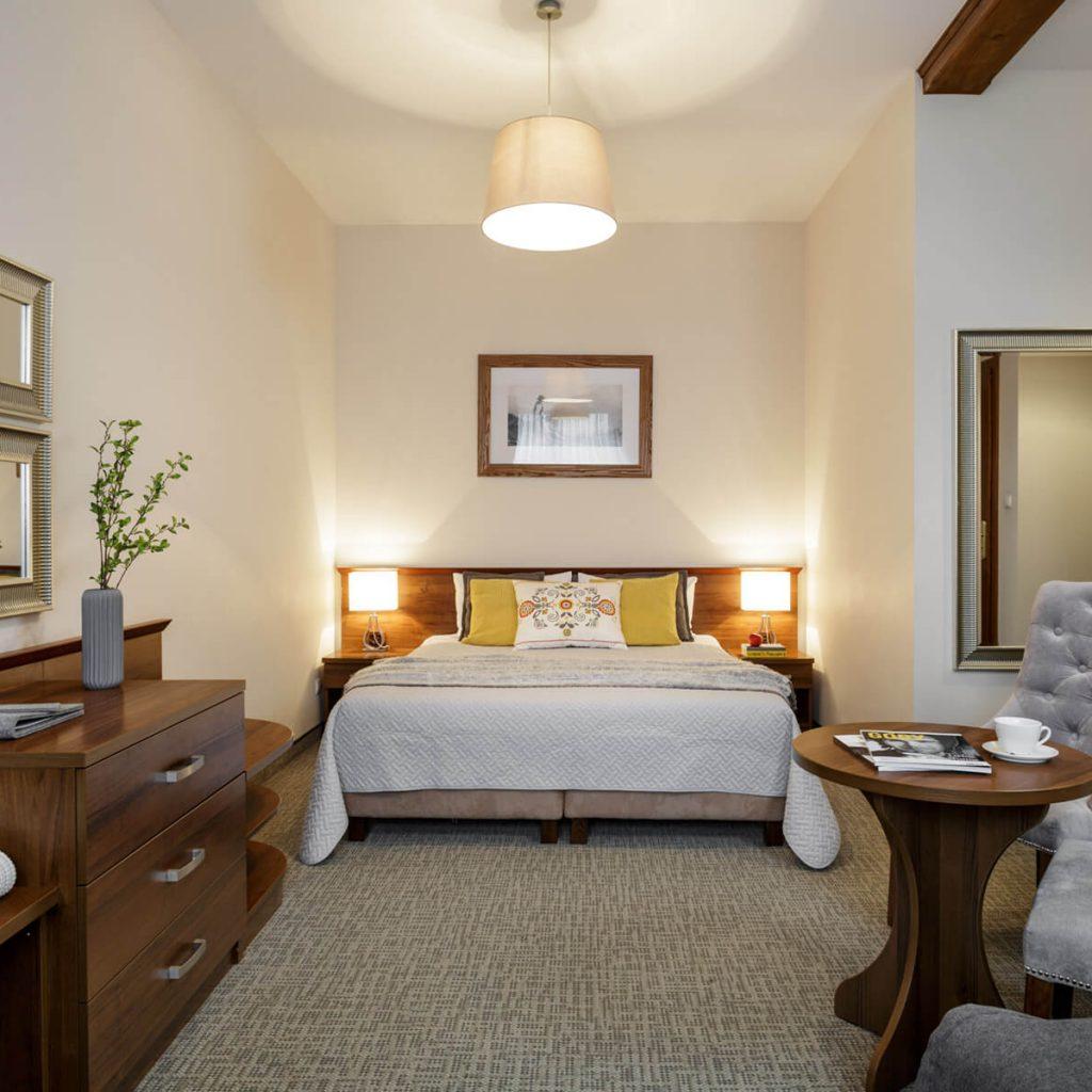 Villa Vita pensjonat Zakopane - pokoj 3-osobowy 1