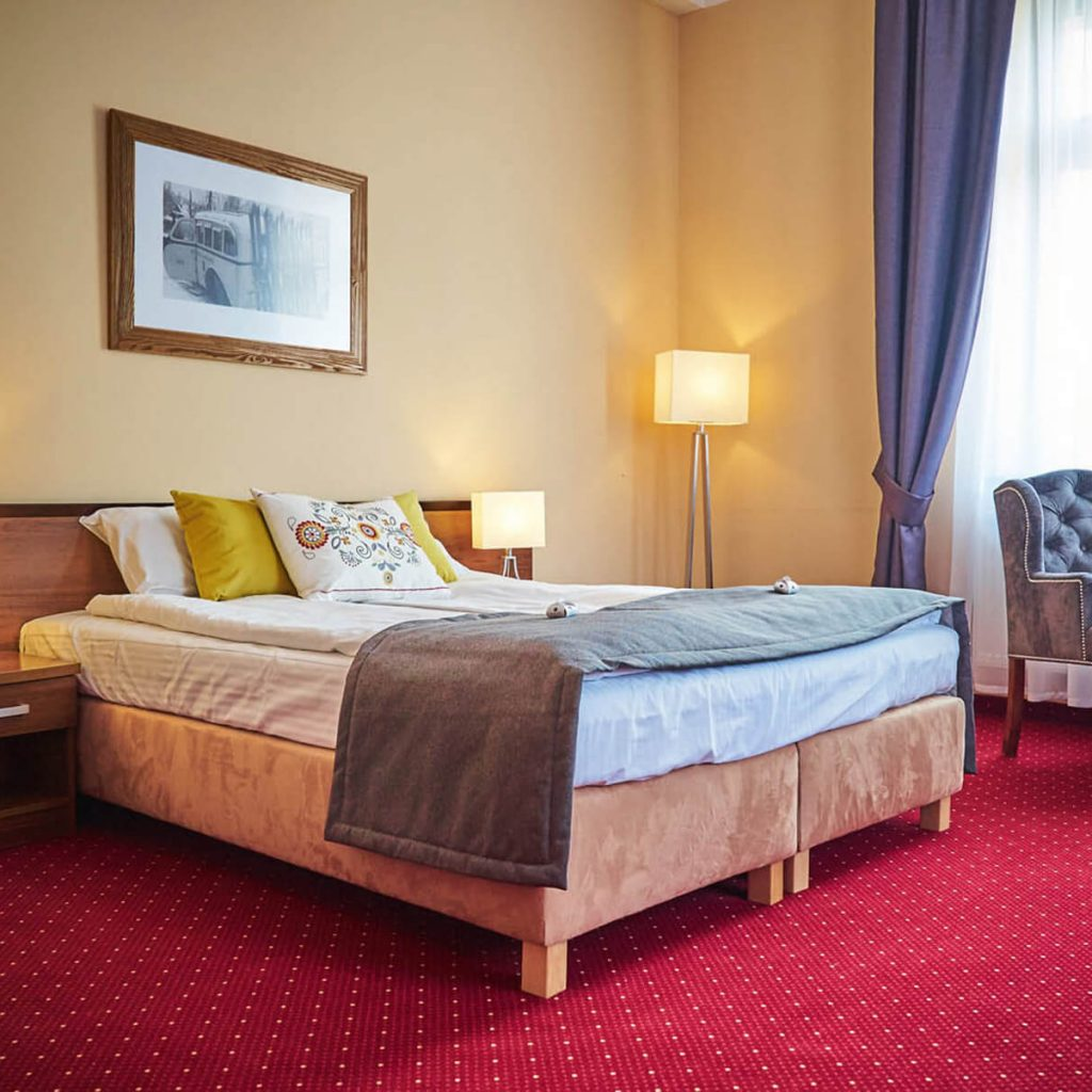 Villa Vita pensjonat Zakopane - pokoj apartament 5